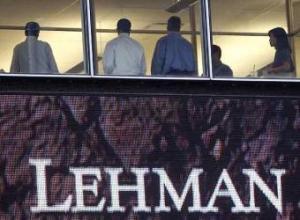 Trabajadores de Lehman Brothers (Diario El Pais)
