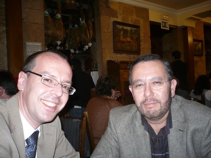 """En Sassari (Cerdeña), con ocasion del Ciclo de Lecciones """"La responsabilità sociale dell'impresa e la globalizzazione del diritto"""" (abril de 2008)"""