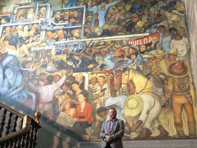 Palacio nacional Diego Rivera 1