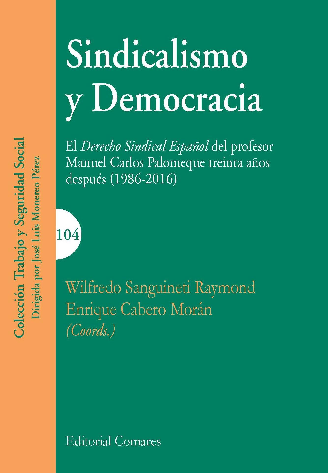 Libertad sindical | El blog de Wilfredo Sanguineti